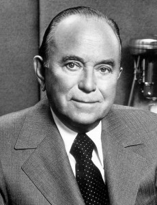 Ray Kroc founder of McDonald's.