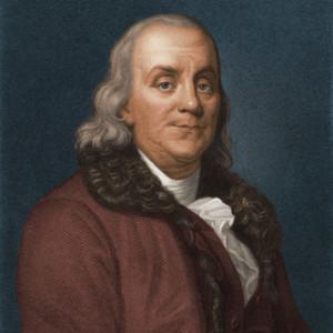 Benjamin Franklin, inventor.