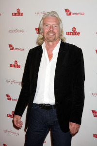 Richard Branson, entrepreneur.