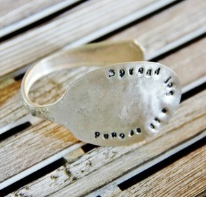 jewelry from recycled material