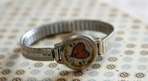 recycled watch