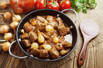 Cheap Stewed beef