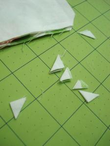 Cut off the corners