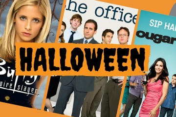 Halloween costumes from TV shows