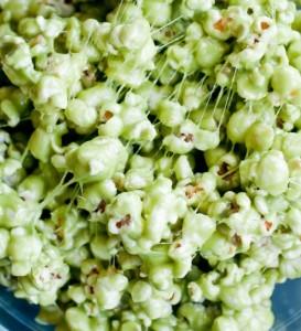 Slimy Popcorn