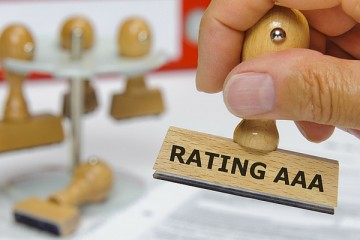 What are rating agencies?