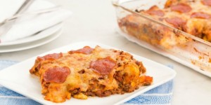 Cheap pizza bake