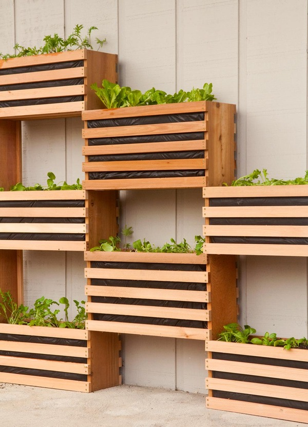 10 vertical garden ideas that are perfect for small spaces ...