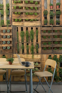vertical garden idea 2