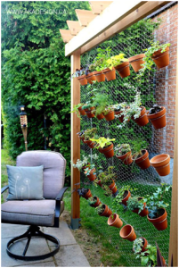 vertical gardens ideas