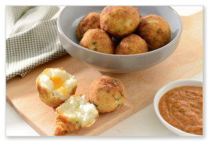 Pap balls recipes