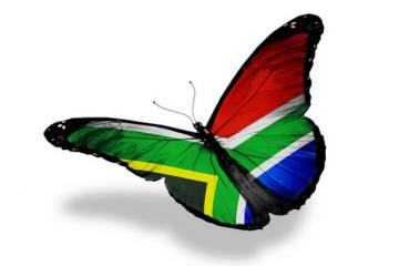 Butterfly Nkandla tornado Kliptown