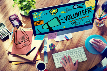Volunteer Charity Help
