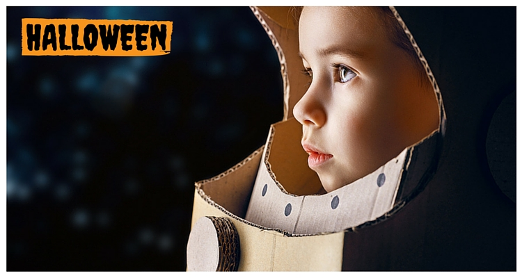 Cheap and easy Halloween game for kids